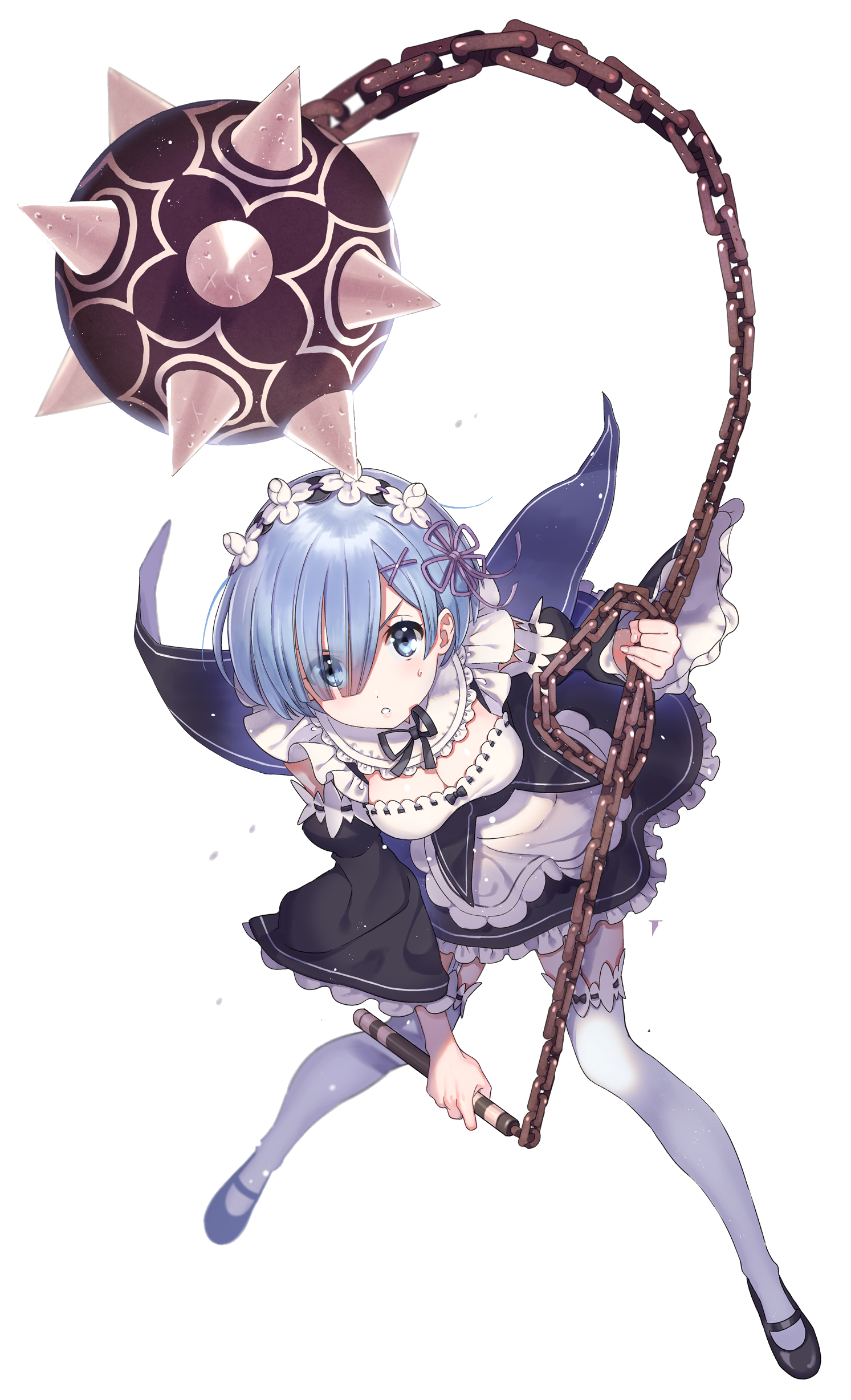 image Aim zero with rem ecchi