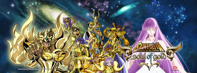 Soul of Gold 1