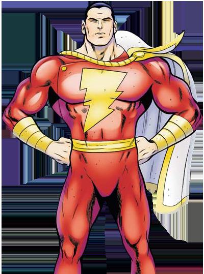 Captain Marvel (Post-Crisis) render by HIT IT