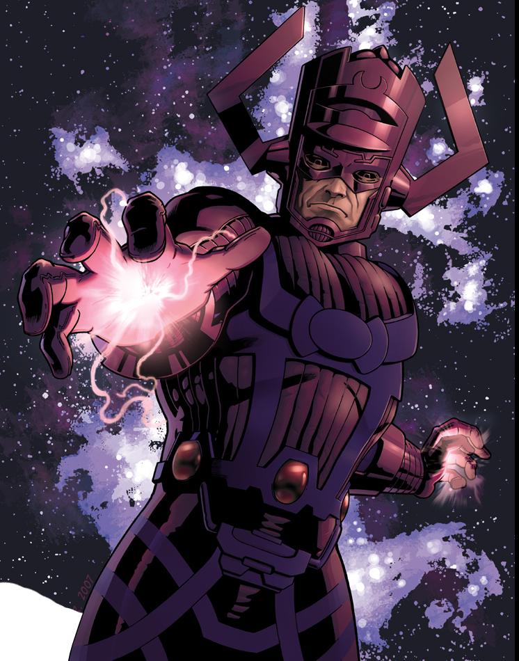 marvel galactus
