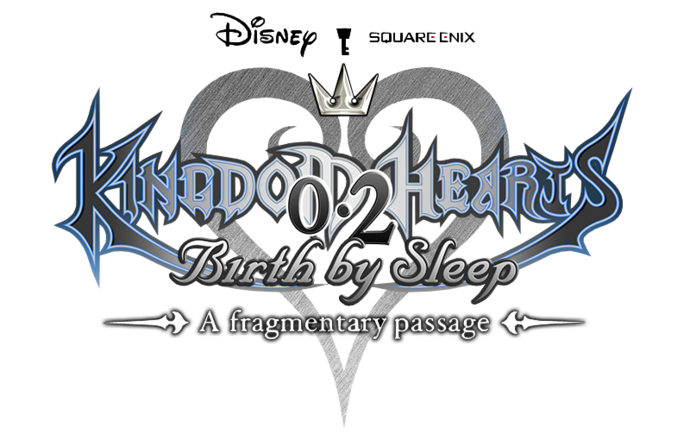 Kingdom Hearts Birth by Sleep 0.2 A fragmentary passage Logo
