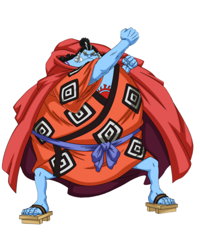 Jimbei render by oxoluffy-d6nx7sy