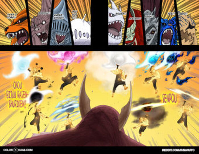 Believe it! Naruto enters DEATH BATTE by GodDragonKing on DeviantArt