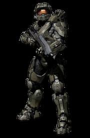 Halo 4 masterchief render
