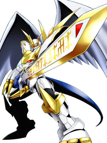 Strongest opponent or verse, Composite Imperialdramon ...