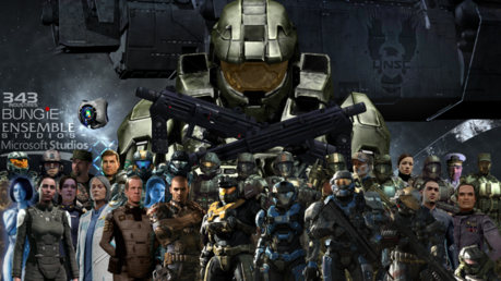 Halo unsc characters by killthatthing-d7ggw8k
