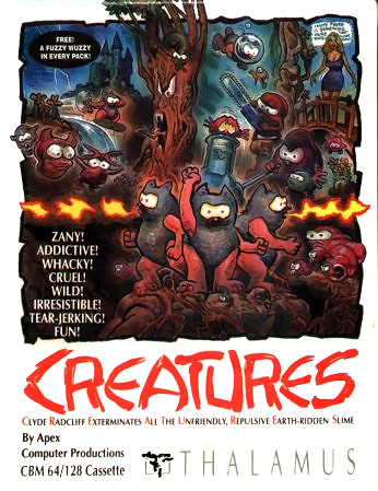 File:Creatures C64 cover.jpg