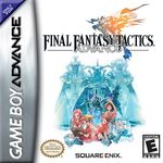 Final Fantasy Tactics Advance-front