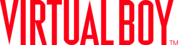 Virtual boy logo