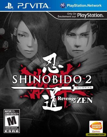 File:Shinobido 2 revenge of zen frontcover large 8uIv1pbzrFfgoO1.jpg