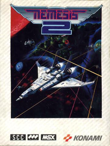 File:Nemesis 2 MSX cover.jpg