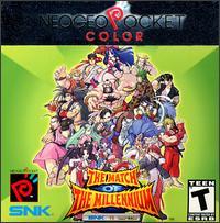 File:SNK Vs Capcom - Match Of The Millennium.jpg