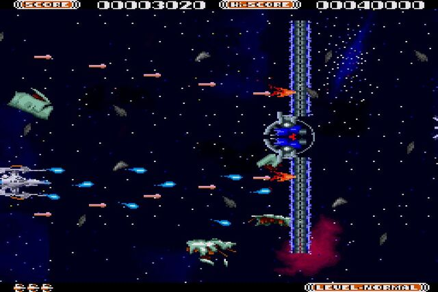 File:Sol-Feace X68000 screenshot.jpg