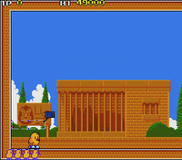 The New Zealand Story X68000 screenshot