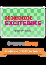 3DClassicsExcitebike