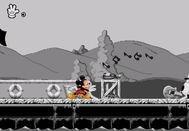 Mickey Mania Screen