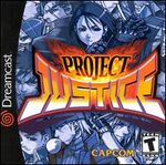 Project justice cover