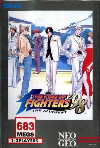 File:KoF98 NeoGeo Cover.jpg