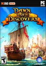 Dawn of Discovery PC cover