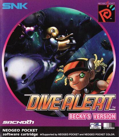 File:Dive Alert Beckys Version NGPC cover.jpg
