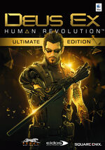 Deus Ex Human Revolution Ultimate Edition OS X cover