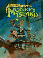 Tales of Monkey Island artwork