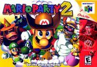 Mario Party 2 64