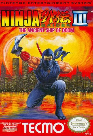 File:Ninja Gaiden 3 NES cover.jpg