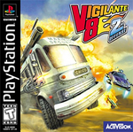 Vigilante 8 - Second Offense Coverart