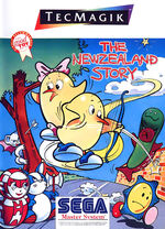 New Zealand Story SMS box art