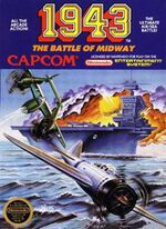 1943 The Battle of Midway NES cover