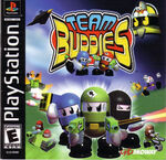 Team Buddies NTSC cover