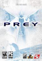 Prey PC cover