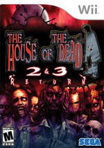 The House of the Dead 2 & 3 Return Coverart