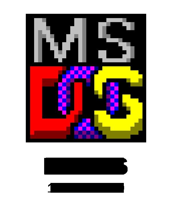 Image - Logo MS-DOS.pn...