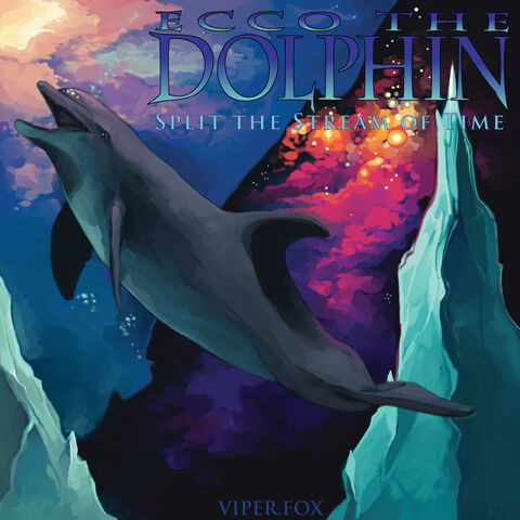 File:Ecco the Dolphin Split the Stream of Time cover.jpg