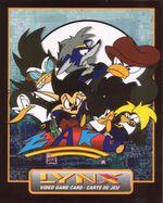 Zaku Atari Lynx cover