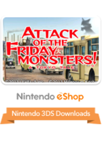 AttackoftheFridayMonsters!ATokyoTale