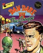 Dan Dare 3 ZX cover