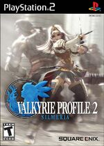 Valkyrie Profile 2 PS2 cover