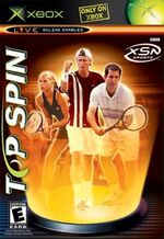Topspin xbox