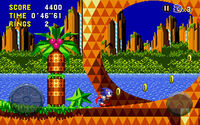 SonicCD Android