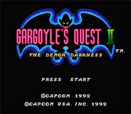 File:Gargoyles Quest 2 NES ScreenShot1.jpg