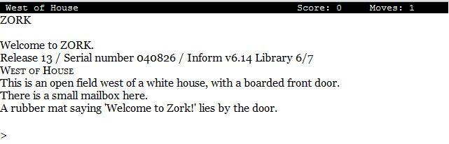 Zork2