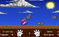 Mario Teaches Typing Mac screenshot