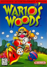 Warios Woods NES cover