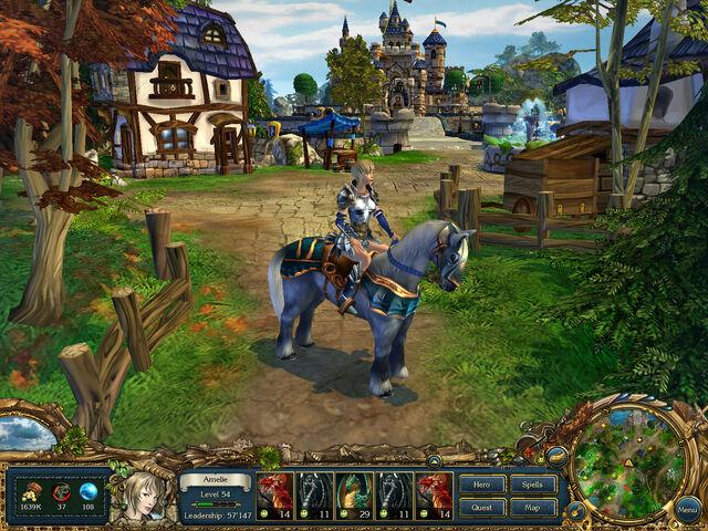 File:Kings Bounty Armored Princess screenshot.jpg