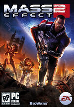 Mass Effect 2 PC-cover