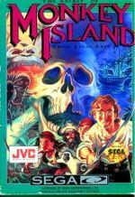 The secret of monkey island sega cd