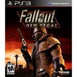 Fallout New Vegas PS3 Cover
